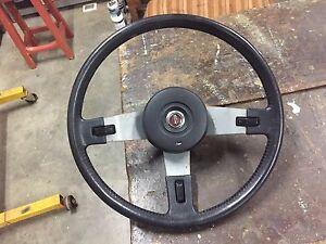 Datsun bluebird 70's original steering wheel Stockton Newcastle Area Preview