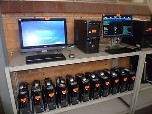 Over 200 x Laptops & Desktop PCs with Windows up for AUCTION Kilkenny Charles Sturt Area Preview