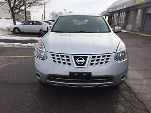 2008 Nissan Rogue S SUV, Crossover with two years warranty