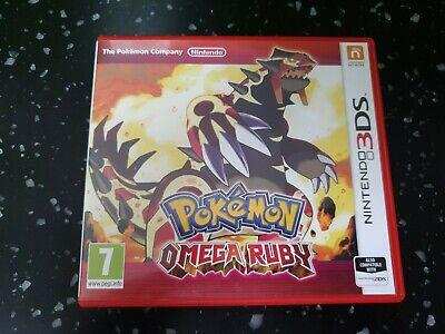 Pokemon Omega Ruby Game for Nintendo 3DS / 2DS