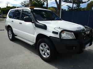2008 TOYOTA LANDCRUISER PRADO 4X4 3.0ltr D4-D TURBO DIESEL East Rockingham Rockingham Area Preview