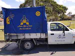 Bin cleaning/ pressure washing/ work ute for sale Biggera Waters Gold Coast City Preview