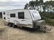 "2016 Universal Explorer Family Van 21'8"" Full Ensuite Plenty Nillumbik Area Preview"