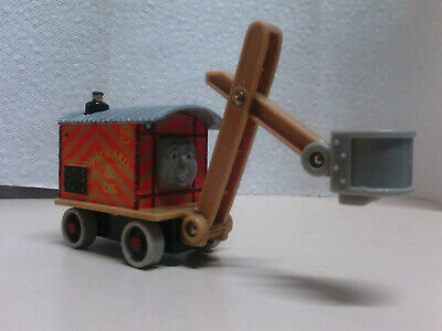 Thomas and Friends Take-Along Ned Steam Shovel 2006 Diecast Metal