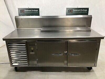Traulsen Refrigerator Prep Table Ruc232wsc 82 X 31 X 36