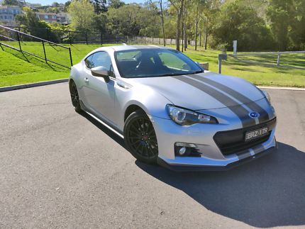 2014 Subaru BRZ SE Chatswood West Willoughby Area Preview