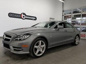 2012 Mercedes Benz CLS-Class CLS550 4MATIC - V8 -
