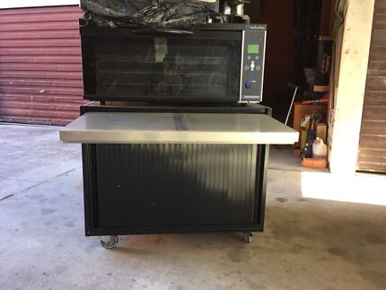 Wanted: Bakery TURBOFAN CONVECTION OVENS