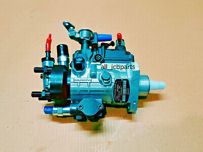 Jcb Delphi Diesel Fuel Injector Pump 68.6 Kw 12v 32006738 32006754 32006929