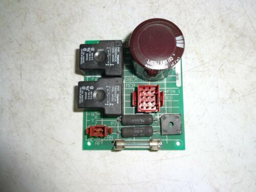 Reliance 0-58718 Flexpak 3000 Dc Drive Relay Rectifier Board