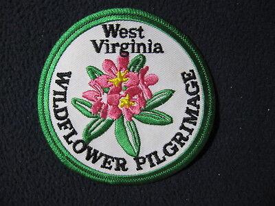 West Virginia Wild Flower Pilgrimage Patch