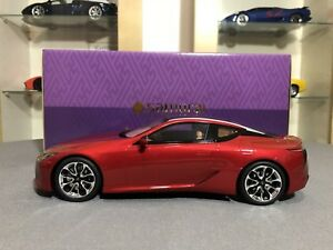 Kyosho - Lexus LC500 Resin Model Car 1:18 Scale