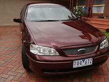 2004 Ford Falcon Wagon Rowville Knox Area Preview