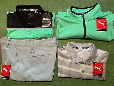 BNWT Puma Golf Clothing