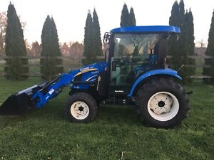 2016 NEW HOLLAND 3050 BOOMER TRACTOR FOR SALE