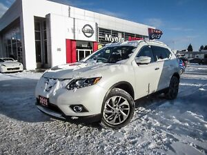 2010 Nissan Rogue SL, AWD, NAVIGATION, LEATHER, MOONROOF, BACK U