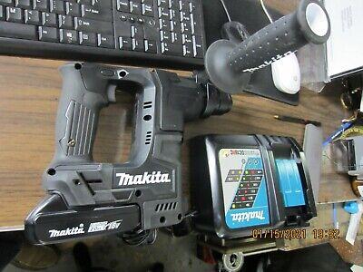 Makita Xrh06 18v 2.0ah Lxt Li-ion Brushless Cordless 1116 Rotary Hammer Kit