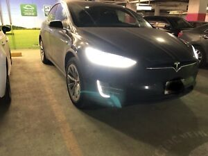 2017 Tesla Model X 75D with free supercharging for life