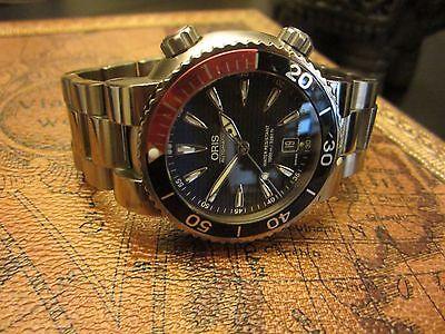 Oris Titanium 1000m Diver TT1 Men's