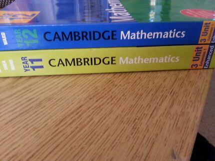 Selling second hand HSC books *cheap