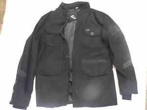 Men's black jacket, Lost Enterprise, Size M Auchenflower Brisbane North West Preview