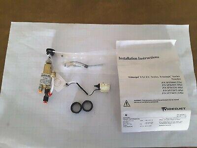 Videojet Sp371675 Nozzle Video Jet Pn 205989 Pressure Regulator. Used