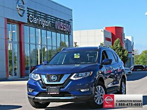 2018 Nissan Rogue SV Advanced Safety Features FREE Delivery