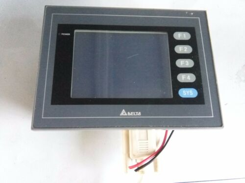 1pc Used Delta Dop-as38bstd Touch Screen