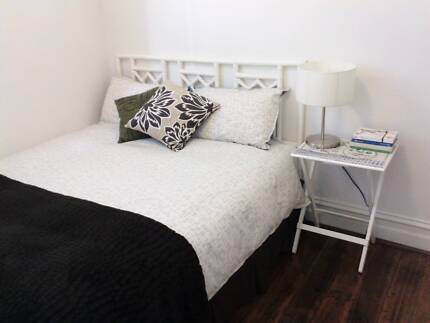 Fully furnished room in terrace house - Central Brunswick Brunswick Moreland Area Preview