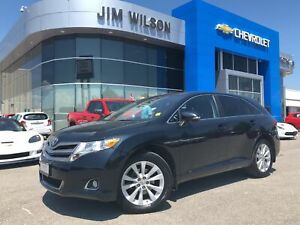 2015 Toyota Venza FWD 4CYL LE POWER SEAT REAR CAMERA OFF LEASE