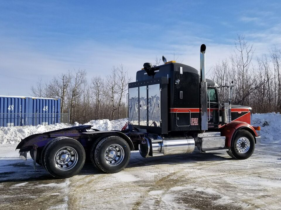 Kijiji Edmonton Heavy Trucks: 2012 Peterbilt 367 High Hood