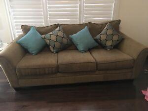 Brick Couch