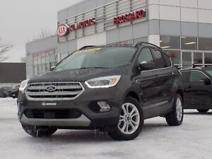 2018 Ford Escape SEL AWD GPS/CUIR/TOIT/ANGLE MORT