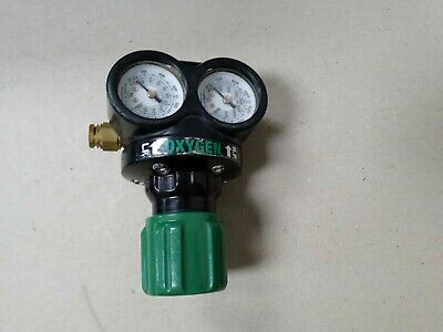 Victor Edge Series Heavy Duty Oxygen Regulator 125-540