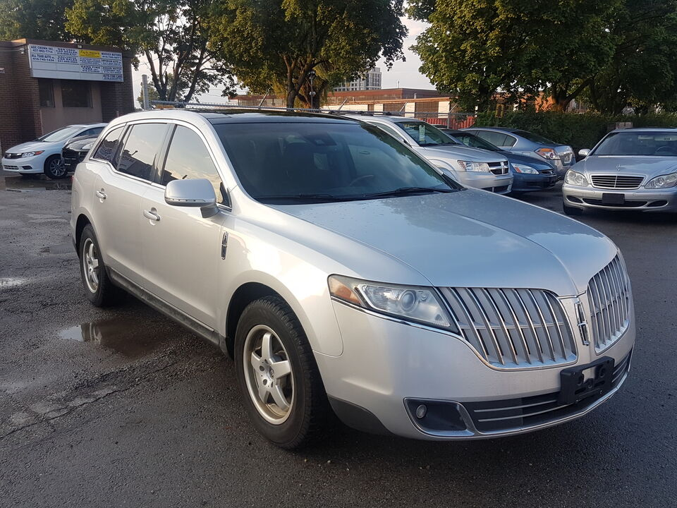 2010 Lincoln Mkt Awd Eco Boost Cars Trucks Mississauga Peel
