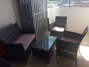 4 piece outdoor set. Rarely used! Lutwyche Brisbane North East Preview