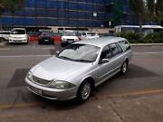 2002 Ford Falcon Wagon Cairns Cairns City Preview