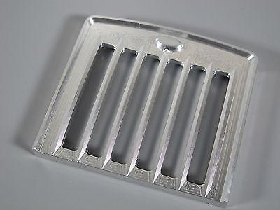 Aluminium Vorne Maske Grill Abdeckung Schutz 1/14 Tamiya Semi King Grand Hauler