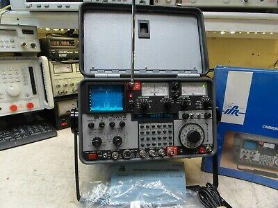Aeroflex Ifr Fmam 1200 Super S Communication Service Monitor Spectrum Analyzer