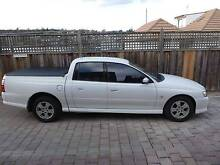 2007 Holden Crewman Ute North Hobart Hobart City Preview