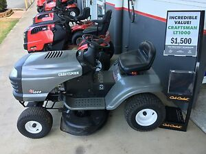 craftsman lt1000 21 hp manual