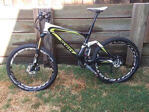 Scott Genius Carbon Mountain Bike Harlaxton Toowoomba City Preview