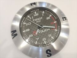 Wall Clock Tissot 15 Large Home & Decor Free Shipping Touch