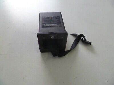 Motorola Impres Wpln4208b Xts2500 Xts5000 Two Way Radio Vehicle Charger R614
