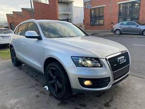 Audi Q5 wrecking ' 2012 Audi Q5 TDI 2.0 parts and panel for sell West Footscray Maribyrnong Area Preview