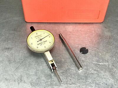Fowler Girod 0.008 Horizontal Dial Indicator 1-12 Dial 52-562-453