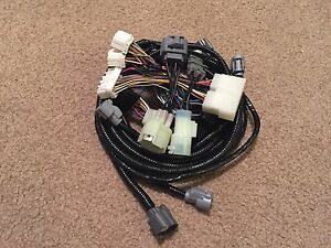 crx harness car truck parts ebay rh ebay com