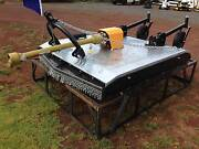 TRACTOR SLASHER AGRI 7FT GALVANIZED HEAVY DUTY 100HP 5MM DECK NEW Penshurst Southern Grampians Preview