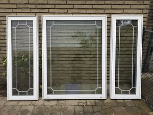Good used casement and double tilt sliding windows