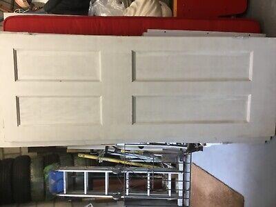 4 panelled door, 1920's/30's